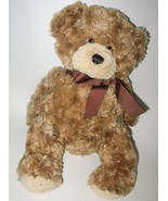 Ganz Piper Teddy Bear Brown Plush Stuffed Anima... - $24.98