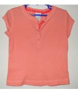 Girls Circo Peach Short Sleeve Cotton Top Size XS - $4.00