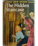 Nancy Drew #2 THE HIDDEN STAIRCASE 1960A-84 pri... - $21.00