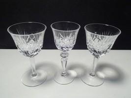 3 GORHAM CHERRYWOOD SHERRIES / CORDIALS~~2 sizes - $24.99