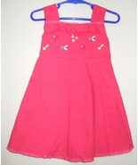 Girls Toddlers Bonnie Jean Pink Sleeveless Dres... - $5.50