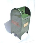 1930s American Tin Mailbox Bank - $100.00