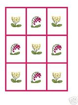 Pretty Flowers Crochet Graph Afghan Patterns - $4.00
