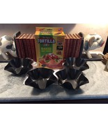 Perfect Tortilla Pan Set (4) - As Seen On TV - ... - $12.00
