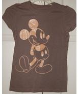Mickey Mouse T-Shirt XS EUC Juniors - $3.50