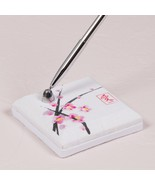 Cherry Blossom Traditional Wedding Pen Set Base... - $25.98