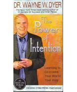 The Power of Intention, Live Seminar VHS New Dr... - $9.99
