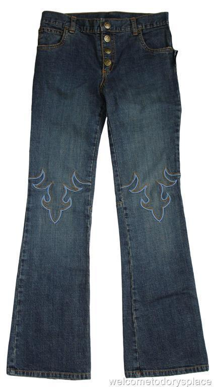 WILDCHILD Wear Snap Front Girls Jeans BOUTIQUE 12 NWT BRAND NEW