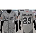 Negro League short sleeve Baseball Jersey M-5X ... - $61.74