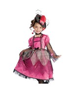 Hot Pink Sassy Lite-Up Miss Spider Girl Sweet W... - $37.82
