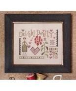 Devoted Dorothy cross stitch chart Jeanette Dou... - $9.00
