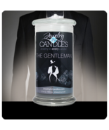 THE GENTLEMAN - JEWELRY IN CANDLES  - $32.00