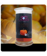 PUMPKIN SOUFFLE - JEWELRY IN CANDLES  - $32.00