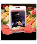 FRUIT SLICES WAX TARTS- Jewelry In Candle! - $22.00