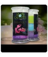 TRANQUILITY- JEWELRY IN CANDLES- 3 scents toget... - $36.00