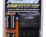 Buy Batteries 2900mAh + Charger for canon A2100 IS A2100IS