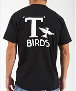 T Birds black shirt GREASER Shirt tee Tshirt bl... - $14.99