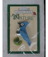 Blue Jay Bluejay  Bird Resin Craft Piece, 2 inc... - $1.99