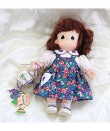 Precious moments Garden of Friends Iris (May) Doll - $15.95