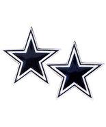 Dallas Cowboys Licensed Stud Earrings - $9.50