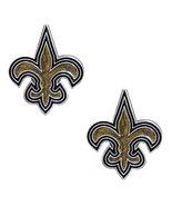 New Orleans Saints Licensed Stud Earrings - $9.50