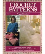 Crochet Patterns Vintage Herrschners Linens - $3.00