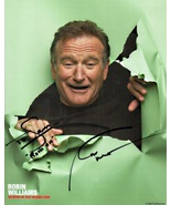 8 x 10 Autographed Photo of Robin Williams  RP - $1.99