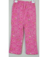 Girls Toddler Kid Connection Pink Flowered Pant... - $4.00