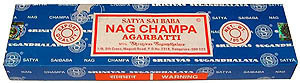 Nag Champa Blues Incense (1 pack)