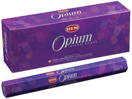 Opium Incense Sticks by HEM  (1)