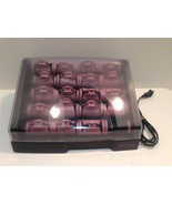 REMINGTON T-STUDIO Heated Curlers Rollers H-205... - $20.50