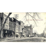 South Broad Street  Norwich New York 1910 vinta... - $6.00