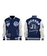 JACKSON STATE UNIVERSITY Wool Varsity Jacket JS... - $117.32