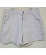 Womens Union Bay Khaki Extra Comfort Shorts Siz... - $6.00