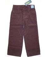 NWT Gymboree Boy's Brown Corduroy Pants, Alaska... - $16.99