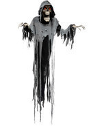 Animated Hanging Soul Reaper 72 inch Halloween ... - $63.86