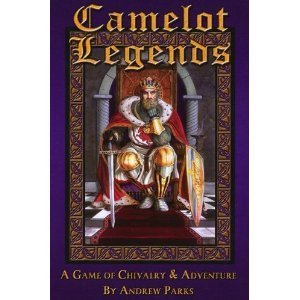 Buy Z Man Games - Camelot Legends A Game of Chivalry and Adventure Z-Man Games 2004 Shrink Wrap