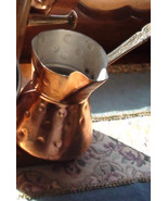 Vintage Copper Coffee Espresso or Tea Catle Gre... - $33.00