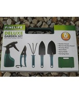 Yard Garden Tools with Carry Case 6 Piece Set - $19.00