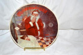 Norman Rockwell Knowles Collector Plate Christm... - $19.95