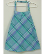 Girls Cherokee Aqua Halter Top Size XS 4-5 - $4.00