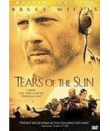 DVD Movie Tears of the Sun Bruce Willis  - $5.99