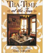 Elegant TEA-TIME AT THE INN Recipes+Settings GR... - $14.00