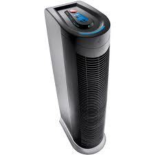 Hoover WH10600 True HEPA Air Purifier, Black