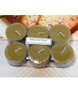 Banana Nut Bread PURE SOY Tea Lights (Set of 6) - $5.00