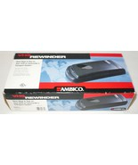 RCA AMBICO BY AUDIOVOX VCR VHS BLACK VIDEO AUTO... - $29.94