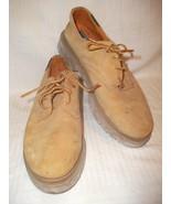 Womens Vintage EASTLAND Tan Nubuck Oxfords Shoe... - $26.72