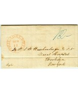 1843 Letter to Noted Naval Surgeon and Future C... - $40.00