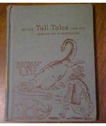 Old Book Library Discard New Tall Tales Indepen... - $7.00