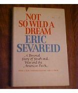 Old Book Autobiography Not So Wild A Dream Seva... - $7.00
